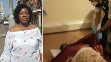 Photo of SAD VIDEO: Ghanaian woman Dora Mills found dead in her room in London (Watch)
