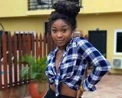 Photo of Do this if you want to eat a Girl – Efia Odo give details (Watch Video)