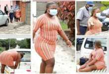 Photo of Lady With Tundra B0rt0s Busted For Having S3x With 13-Year-Old Boy