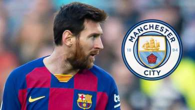Photo of Manchester City to enquire about Lionel Messi's availability next month