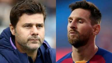 "Photo of Mauricio Pochettino responds to Barcelona branding PSG ""disrespectful"" over Lionel Messi transfer talk"