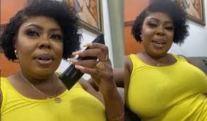 Photo of Afia Schwarzenegger goes wild after Prez Akufo-Addo refused to acknowledge LGBTQ