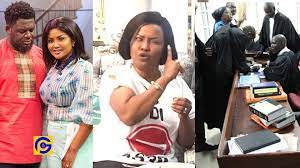 Photo of Nana Ama McBrown Speaks After Appearing In Court – Watch Video