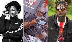 Photo of Starboy Kwarteng reacts after Pope Skinny claimed Ebony was a lesb.i@n
