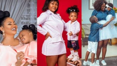 Photo of Ghanaian celebrities being chased by Child Rights International – Check out why