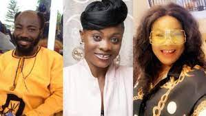 "Photo of Video: ""You will grow hair if you repent like Nana Agradaa ""– Diana Asamoah to Big Akwes"
