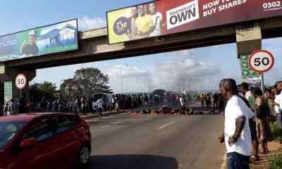 Government announces plans to fix Madina-Adenta footbridges after violent demonstration