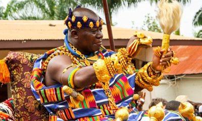 Asantehene Otumfuo Osei Tutu II intervenes in KNUST impasse