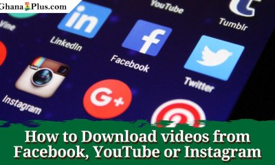 How to Download videos from Facebook, YouTube or Instagram