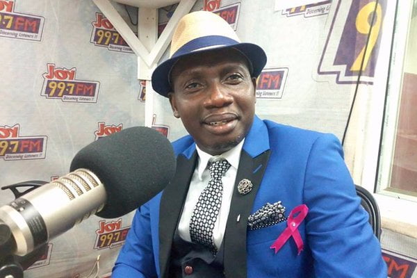 Cyril George Carstensen Lutterodt popularly known as Counselor Lutterodt
