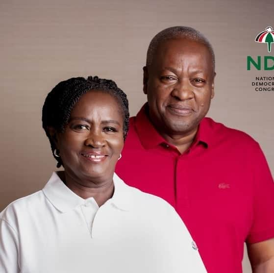 Prof Jane Naana Opoku-Agyemang Nominated First Female Running Mate of NDC