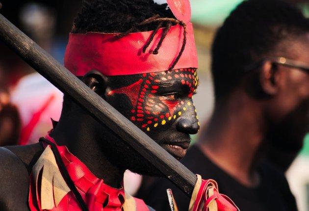 Chale Wote Festival. Image / Enoch Appiah