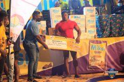 Ghanas Strongest show