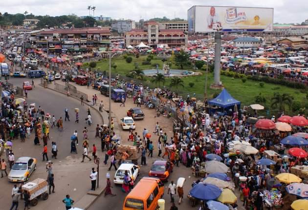 Kejetia Market – Largest open space market in Ghana