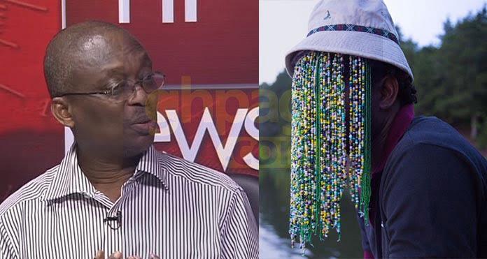 Abdul Malik Kweku Baako Jnr and Anas Aremeyaw Anas