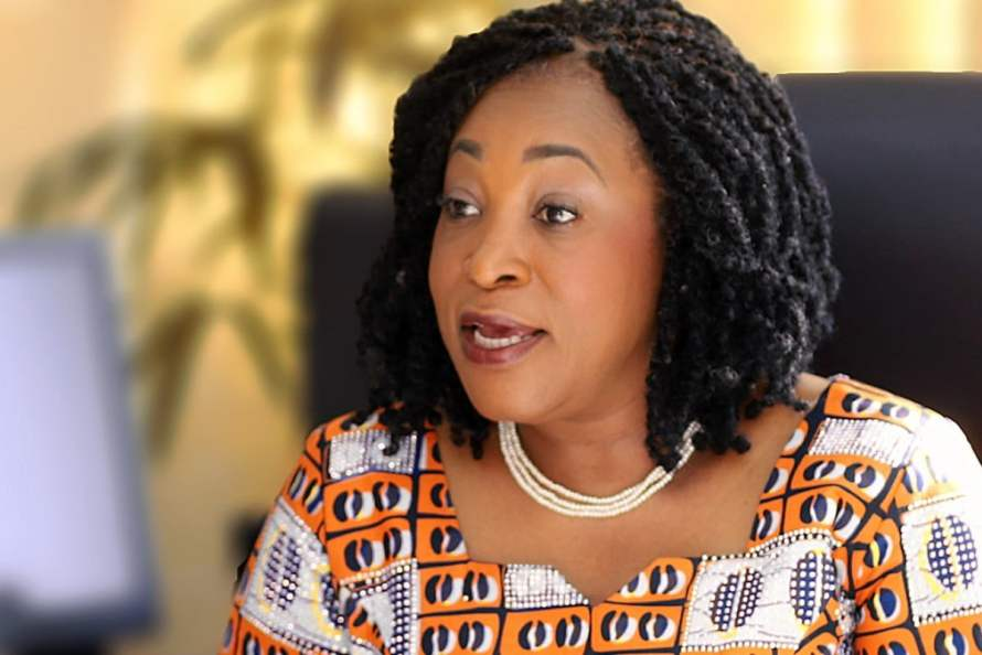 Minister of Foreign Affairs and Regional Integration, Ms. Shirley Ayorkor Botchwey
