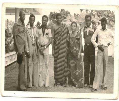 Osofo Dadzie group