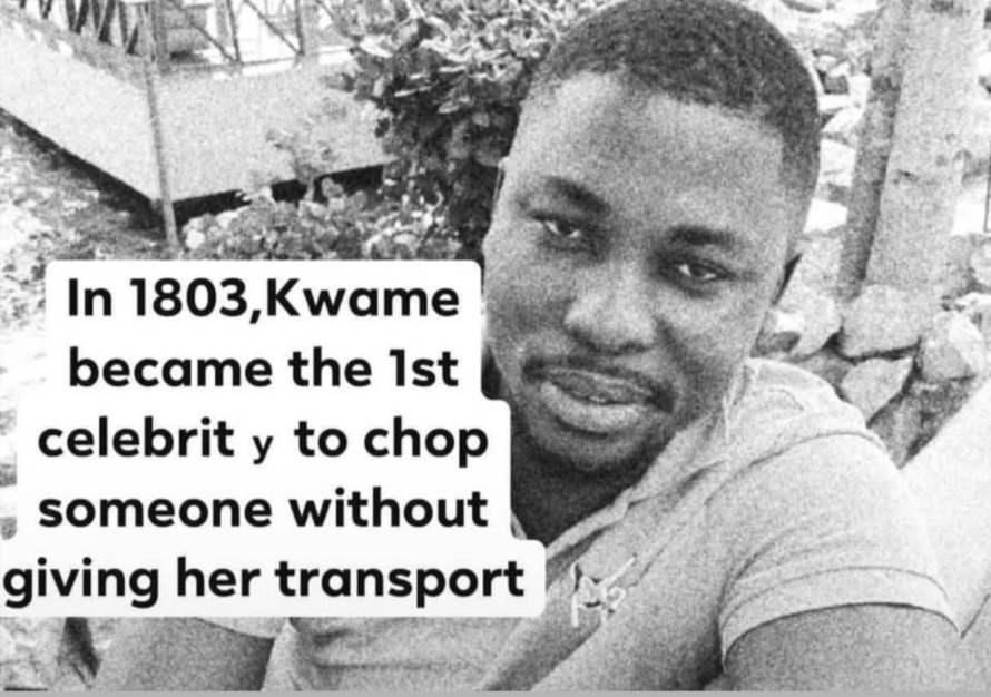 Meet the first Ghanaian Trend