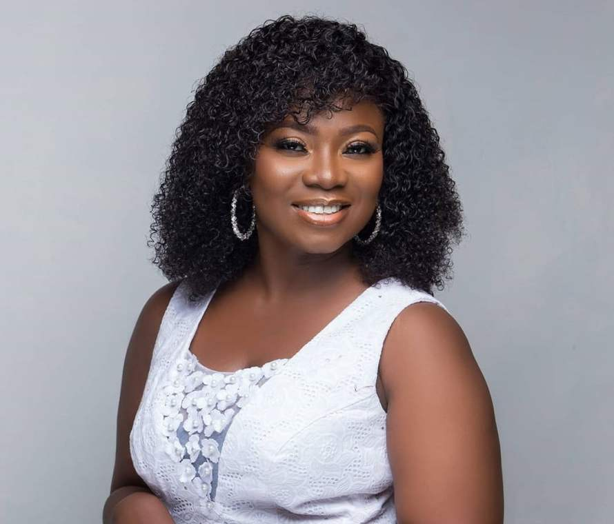 television personality, Stacy Amoateng