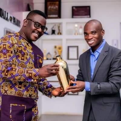 johnnie and Kwame Owusu Fordjour