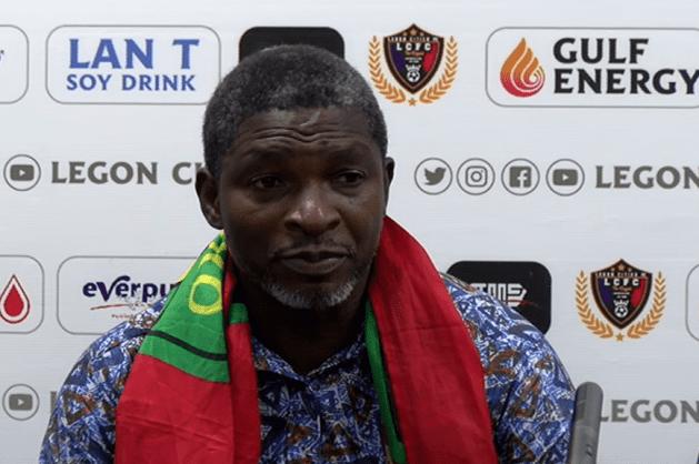 Asante Kotoko fires Head Coach Maxwell Konadu