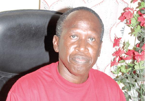 Rev. Osei Kofi could have earned £500k a week in today's football - Joe Donkor