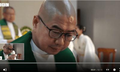 Rev Father Flavie Villanueva