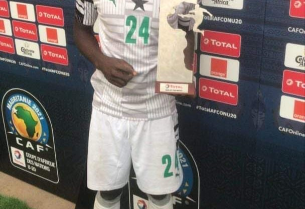 'Super-Sub' Frank Boateng guides Ghana to semis