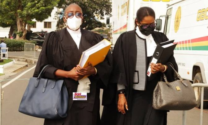 Lawyers in Election Petition