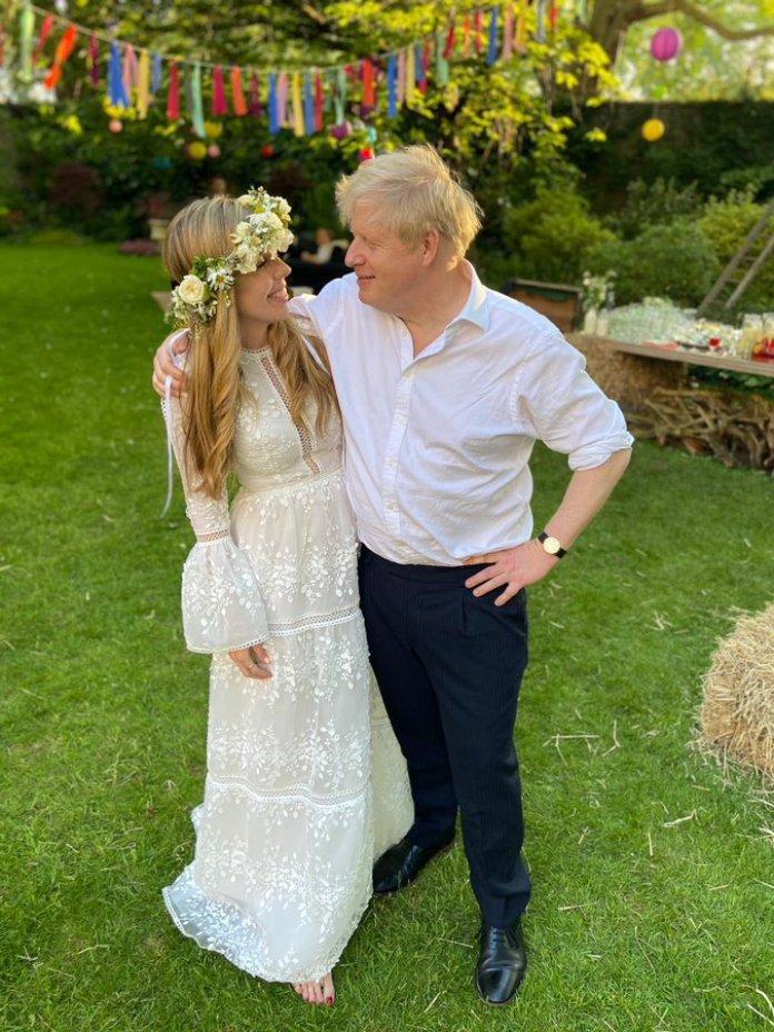 Boris wedding