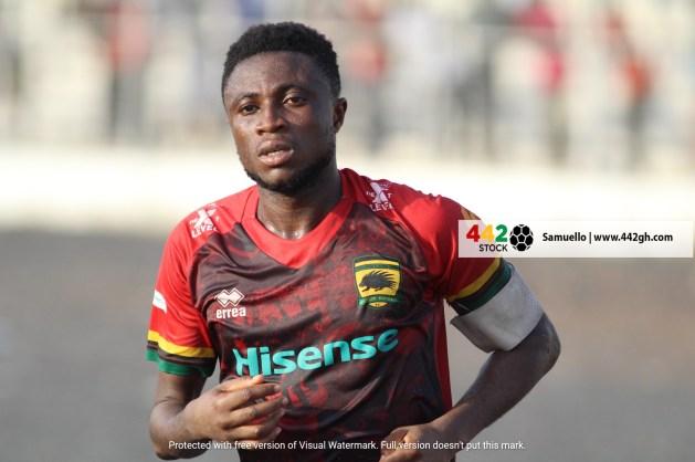 Match Report: Asante Kotoko 2-1 Dwarfs, Gyamfi's double secures win to keep Porcupine Warriors top