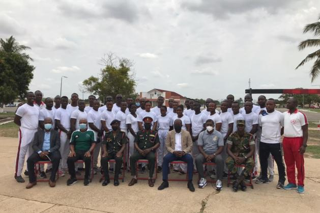 GFA President Kurt Okraku lauds Armed Forces decision to train coaches