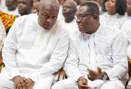 NDC@29: We're looking to Mahama for direction, inspiration – Ofosu Ampofo