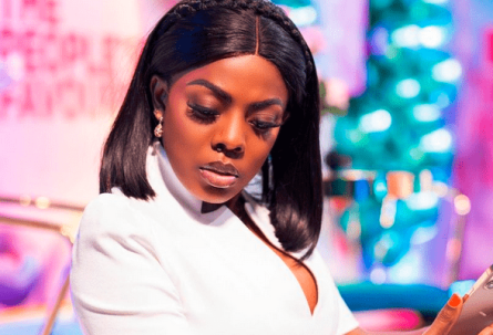 Nana Aba Anamoah gosh over her looks, says it took her so long to notice how pretty she is