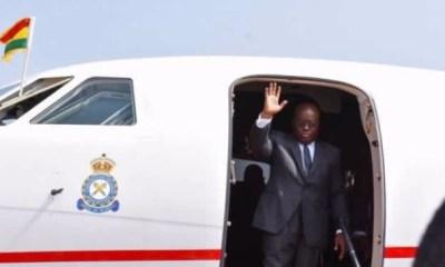 President's flight