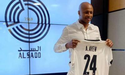 Andre Ayew aware of the talents in the Al Sadd team