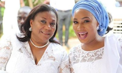 First and Second Ladies of Ghana