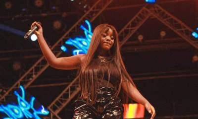 Gyakie sets Tanzania ablaze with electrifying stage performance