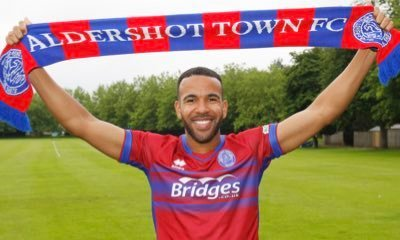 Lower-tier English side Aldershot Town signs Ghanaian defender Kevin Lokko