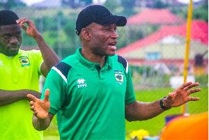 Asante Kotoko should be patient with coach Prosper Nartey-Ogum - Ex-Ghana coach Kwesi Appiah