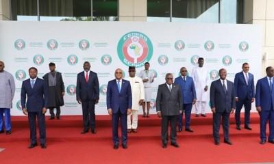 ECOWAS Heads