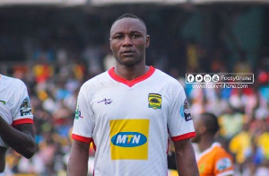 Former Kotoko defender Wahab Adams jets off to sign for Ethiopian club -Reports