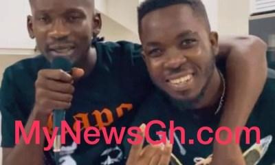 Nigerian Musician, Mr. Eazi picks Ghanaian DJ on an international tour