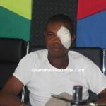LMVCA Demo: The Police Can't Investigate Itself - David Asante Tells Mahama