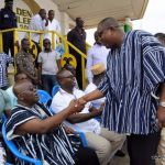 Akufo-Addo rounds off Western Region tour