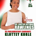 Ezenator Rawlings cleared to contest NDC primaries