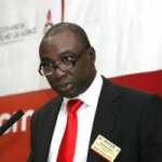 Kwabena Donkor shown the exit