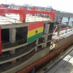 Power barge to arrive on Friday, currently in Ivory Coast