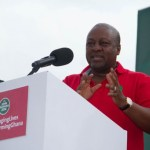 Fear road accidents more than Gitmo detainees – Mahama