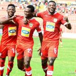 Asante Kotoko condemn Bolga All Stars to relegation